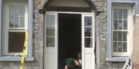 Fitting New Entrance Doors